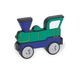 "Knopf ""Lokomotive"" für Kinderschrank"
