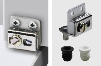Zapfenband für einliegende Türen