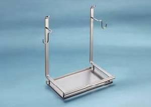 Relingsystem Linero 2000 Mixerhalter