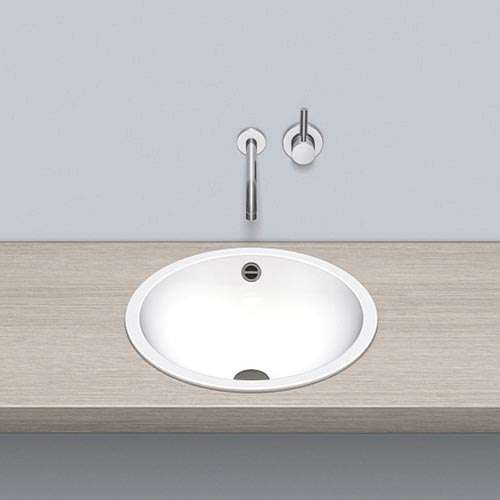 Alape Waschbecken EB.K450 Weiß