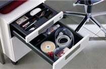 Schreibtischcontainer von Hettich