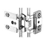 Spezialscharniere für dünne Türen ab 10 mm