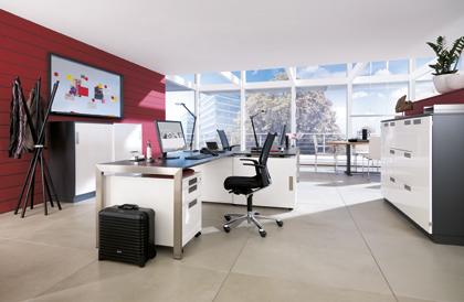 Beschlagsysteme für Büro- und Arbeitswelten