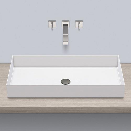 alape waschbecken ab me750 wei k batec. Black Bedroom Furniture Sets. Home Design Ideas