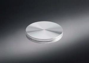 Glasadapterscheibe für Barkonsolen & Tischbeine