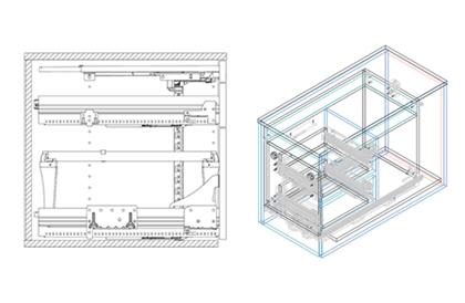 Planungshilfen Büromöbelsysteme von Hettich