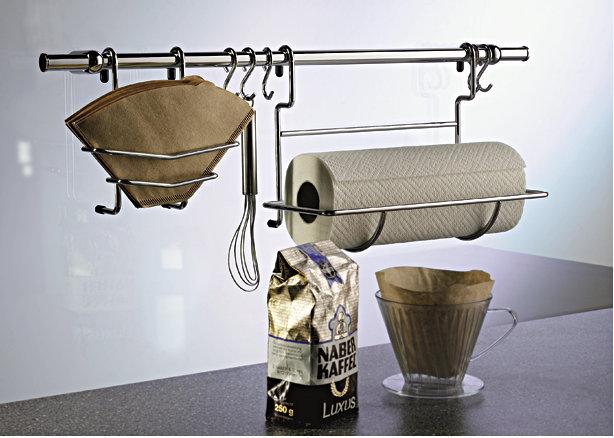 relingsysteme f r die k che sch ne optik mit praktischem mehrwert k batec. Black Bedroom Furniture Sets. Home Design Ideas