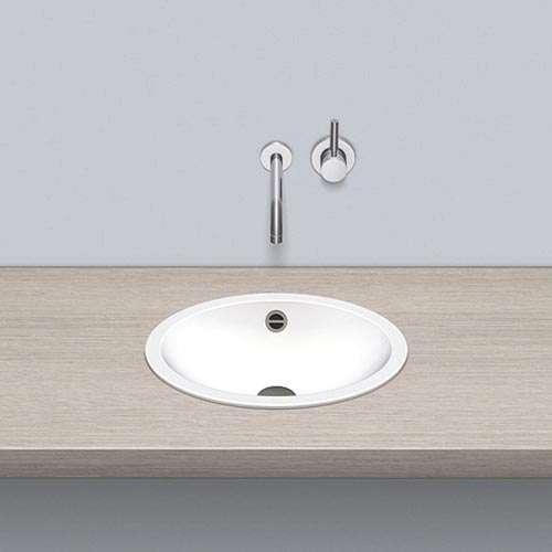 Alape Waschbecken EB.O425 Weiß