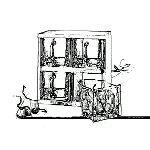 Küchenschütten für Gewürze