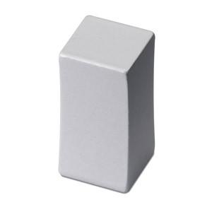 Möbelknopf Pesaro, Aluminium eloxiert