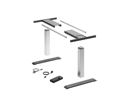 LegaDrive Tischgestell-Sets von Hettich