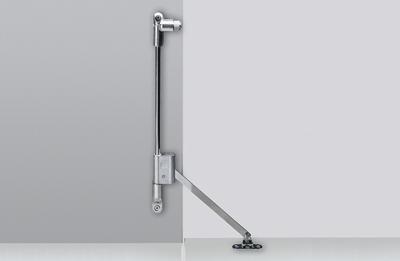 8 kg, Klappenhalter (Klassik D) von Hettich
