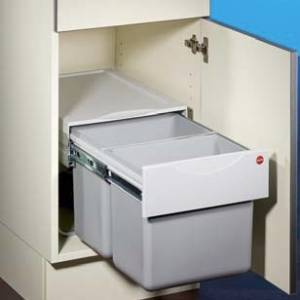 Abfalltrennsystem Tandem 4