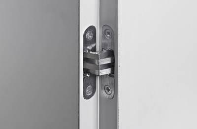 Einfrässcharnier für Türdicken von 18 - 50 mm