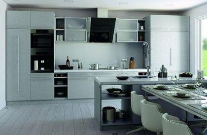 Beschlagsysteme für Küchen von Hettich