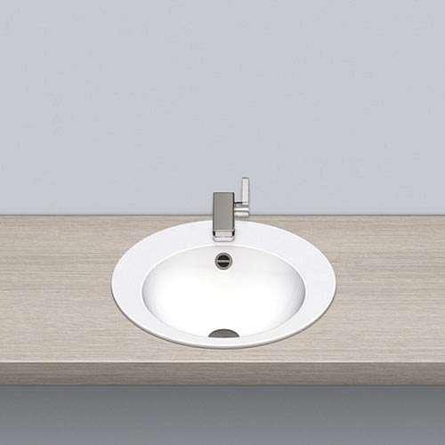 Alape Waschbecken EB.K450H Weiß
