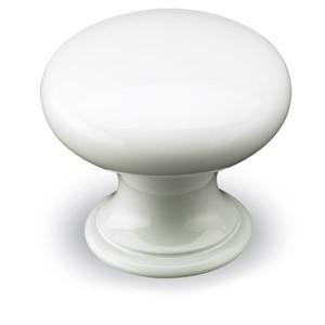 Möbelknopf Cirpi, Weiß