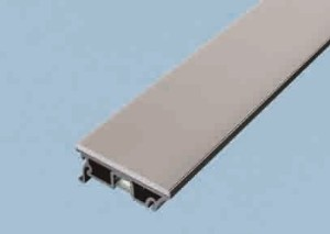 Miro Trägerprofil 1 mit LED