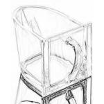 Küchenschütten aus Glas