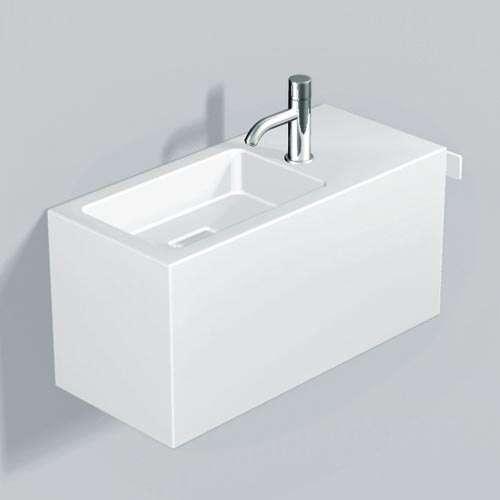 Alape Waschplatz WP.XS1 Weiß