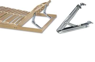 MultiFlex Verstellbeschlag für Kopf- und Fußteile