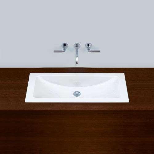 Alape Waschbecken EB.R800 Weiß