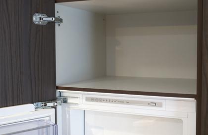 Spezialscharniere für Kühlschrankumbauten von Hettich