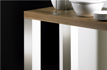 Tischbeine, Möbelfüße