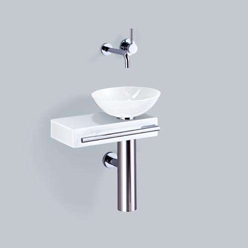 Alape Waschplatz WP.PI4 Weiß