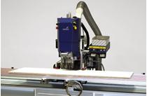 Bohr- und Einpressautomaten BlueMax Modular
