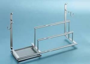 Relingsystem Linero 2000 Spülutensilienhalter