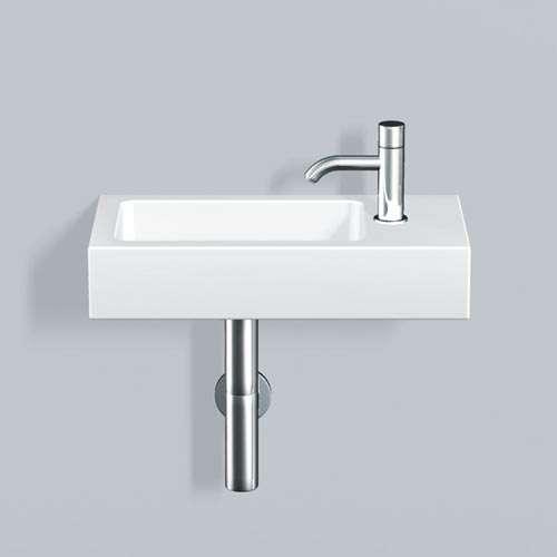 Alape Waschtisch WT.XS500H.L Weiß